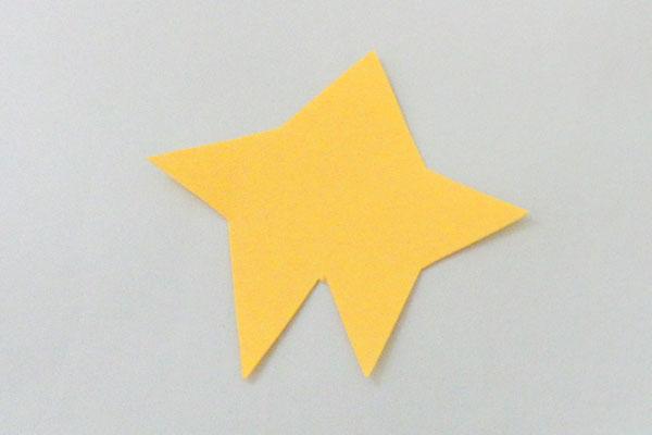 (3/3)星のパーツをつくる。