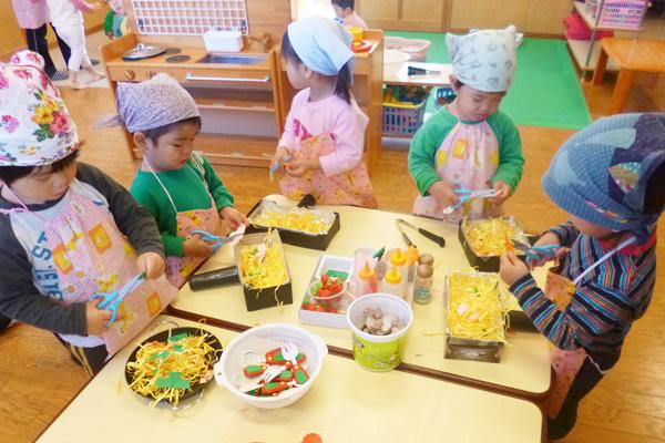 ボンゴレスパゲティー(2歳児,3歳児)