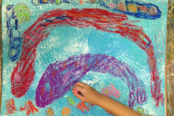 鯉のぼり【こいのぼり】(5歳児)