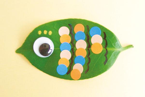 ゆかいな動物園①魚・ちょうちょ(2歳児,3歳児,4歳児,5歳児)