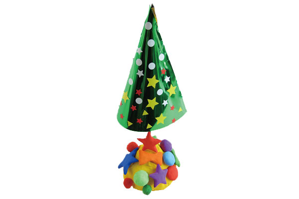 かわいいミニクリスマスツリー(5歳児)