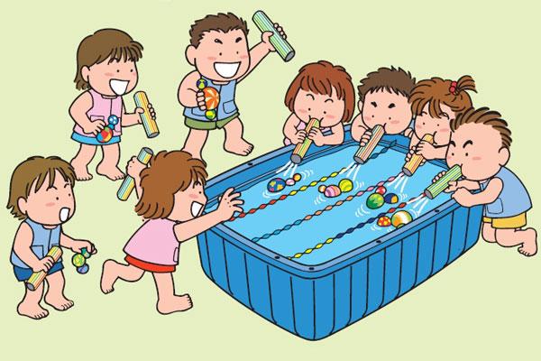 船のフーフーレース(5歳児)