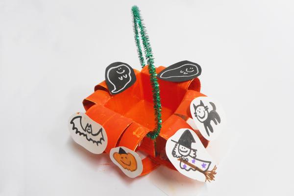 かぼちゃのお菓子BOX(5歳児)
