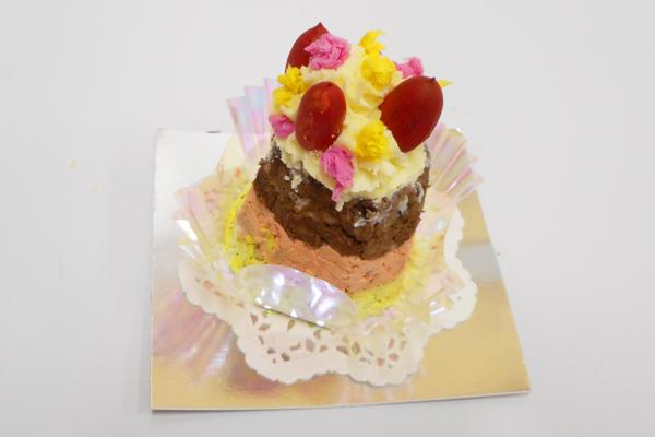 ケーキづくりでパティシエに変身!(5歳児)