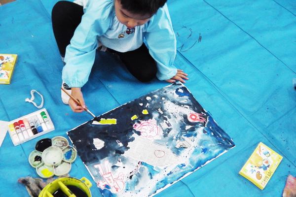 子どもにとって自由とは? ~「自由に描いてもいいよ」~